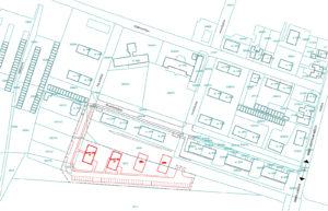 Umístění bytových domů